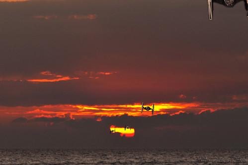 DSC_4419B - Sunset (TIE Fighters)