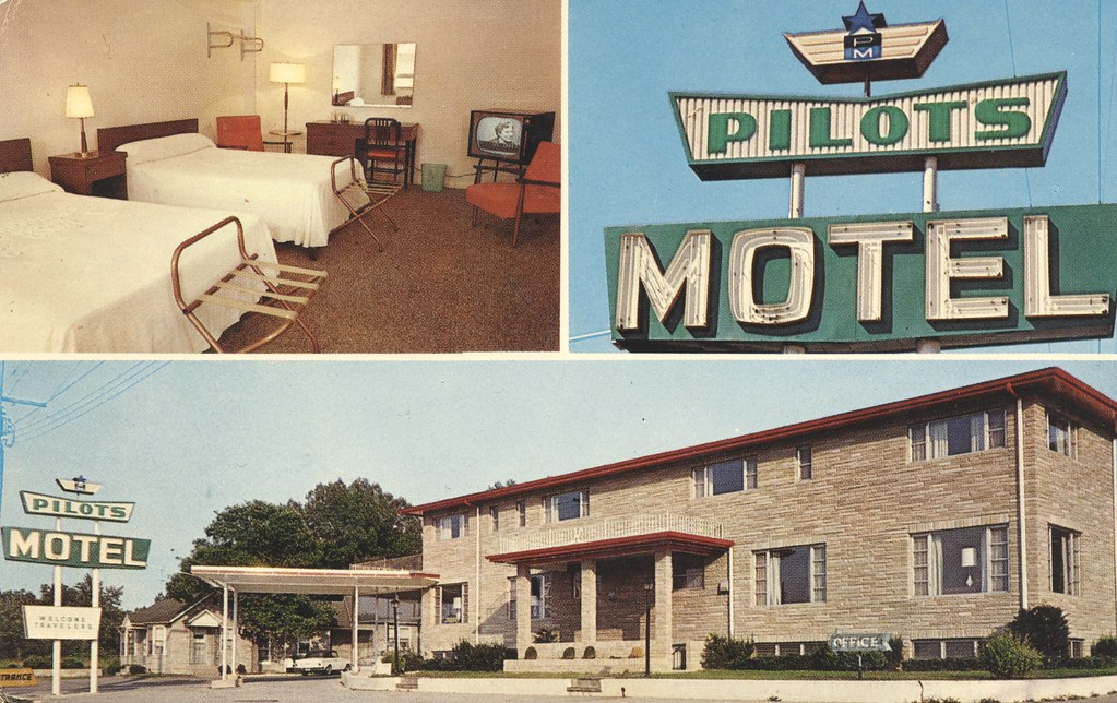 Pilots Motel - Baltimore, Maryland