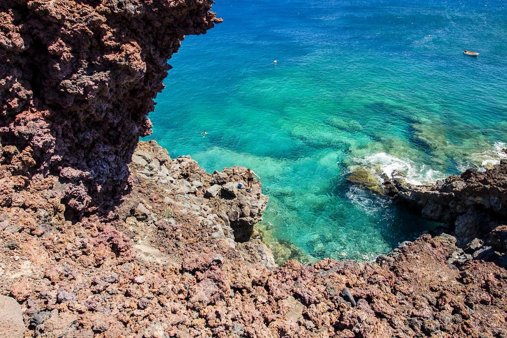 Playa Punta de Teno - Tenerife
