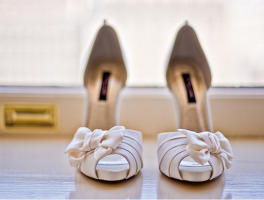Princess Diana's Wedding Shoes | From : www.1oveshoes.com ...