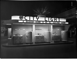 City Light display, 1940 | by Seattle Municipal Archives