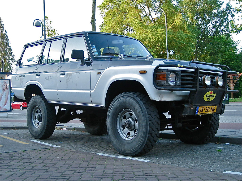 Toyota Landcruiser Hj60 Diesel 4wd 1983 Beware Of This