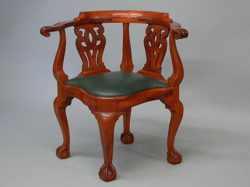 Chippendale Corner Chair Chippendale Corner Chair