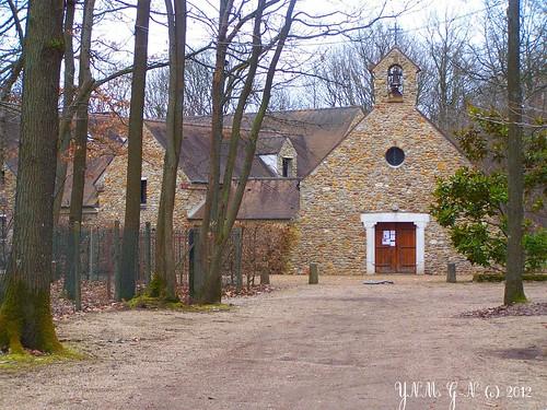 Prieur saint benoit communaut assomptioniste saint l for Parc naturel yvelines