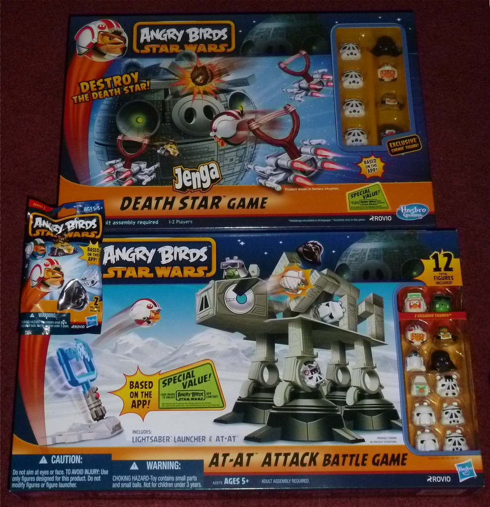 Birds Toys R Us : Angry birds star wars found this week at toys r us
