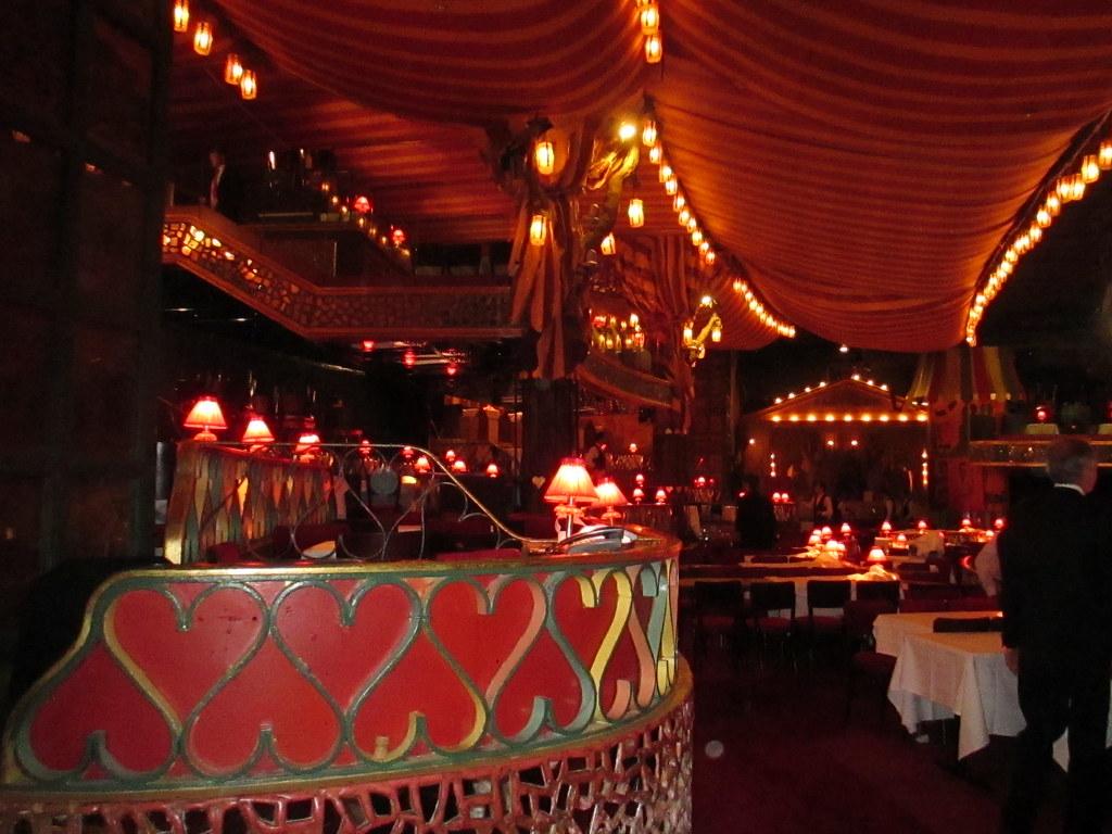Cafe Du Moulin Paris