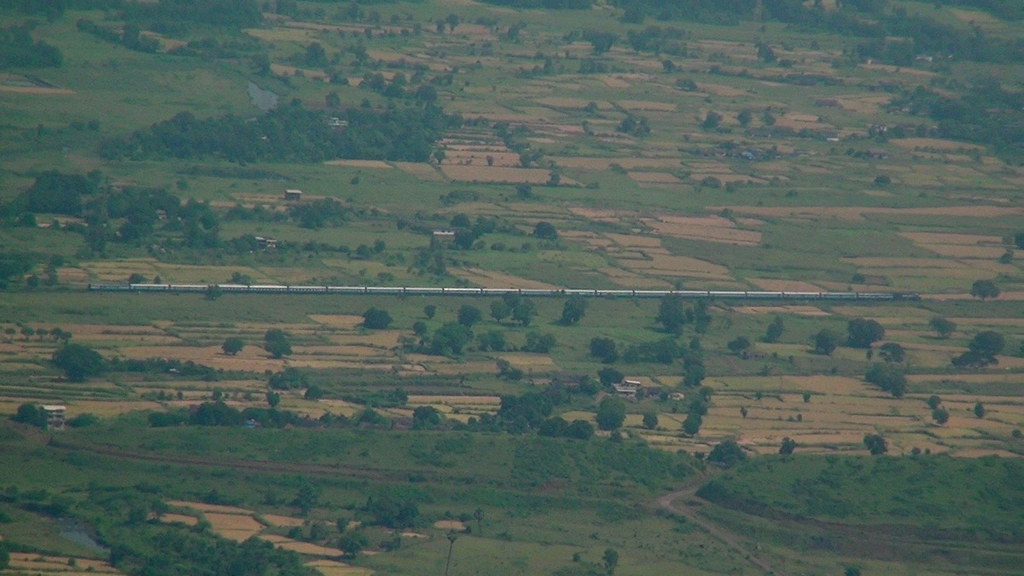 NAGERCOIL EXPRESS TAKEN FROM A HEIGHT OF METRES ABOVE Flickr - Height above sea level finder