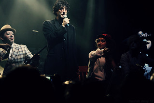 Amanda Palmer & The Grand Theft Orchestra @ KOKO, Camden 23/10/12 | by Hannah Daisy