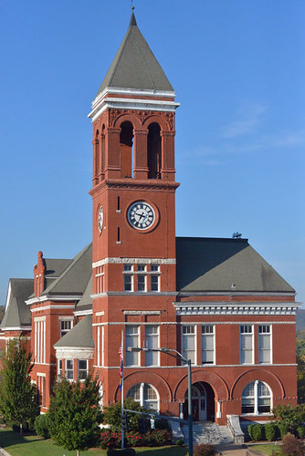 Floyd County Courthouse | by toddrehm