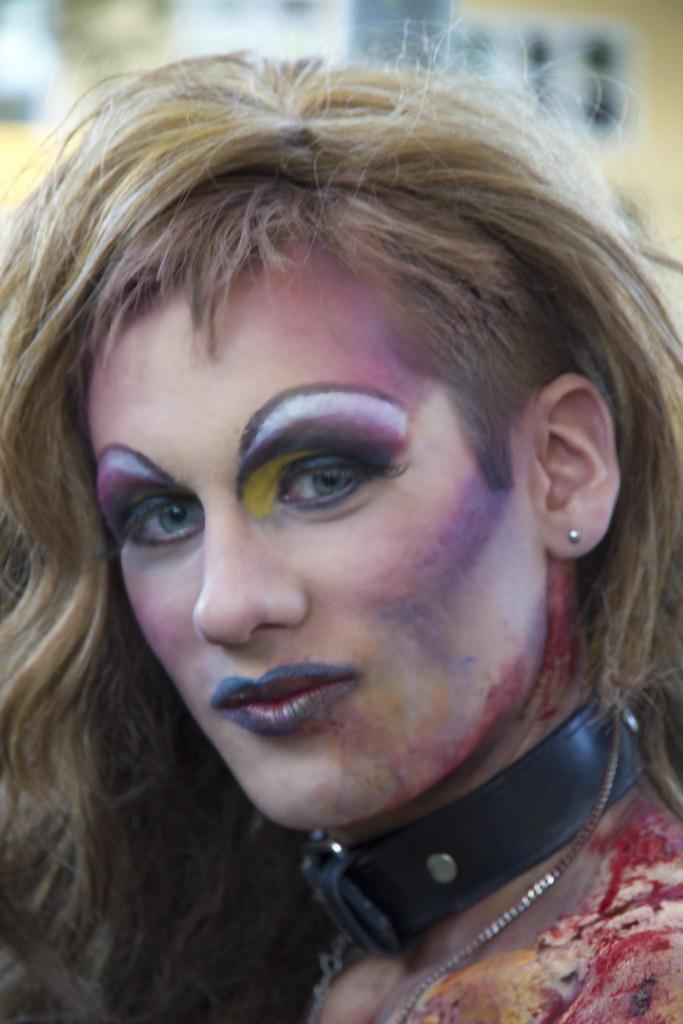 Walking Dead Transvestite Micadew Flickr