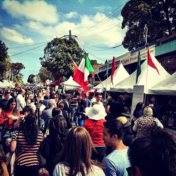 Italian Food Festival Vero Beach Florida