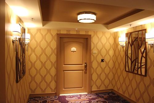 Bellagio Hotel Room Map