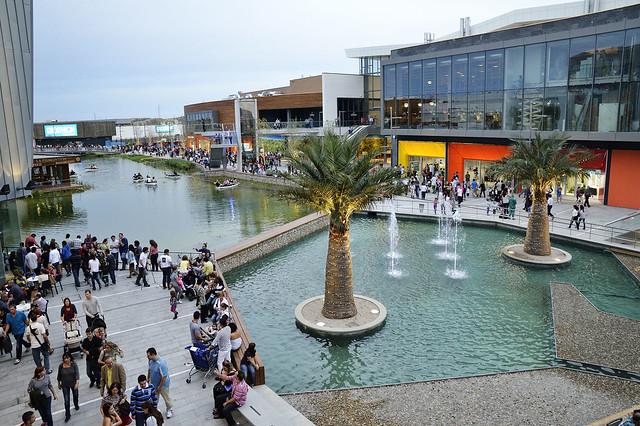Centro comercial puerto venecia flickr photo sharing - Centro comercial puerto venecia zaragoza ...