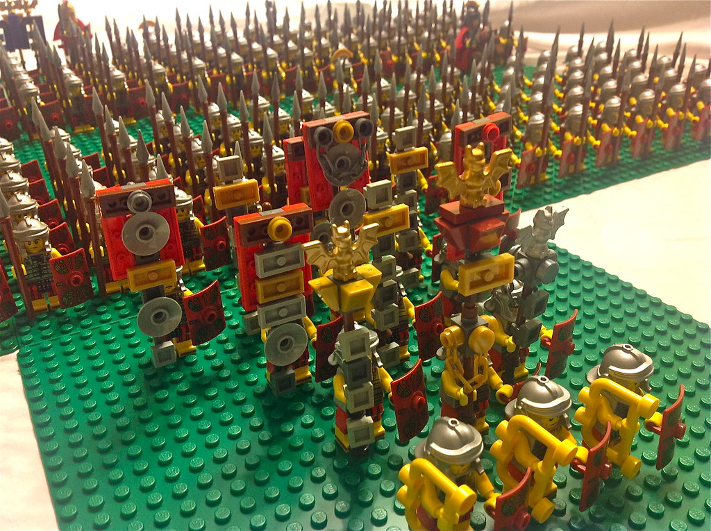 an analysis of roman army The fate of the ninth: the curious disappearance of legio  the curious disappearance of legio viiii hispana  at eburacum the roman army in.