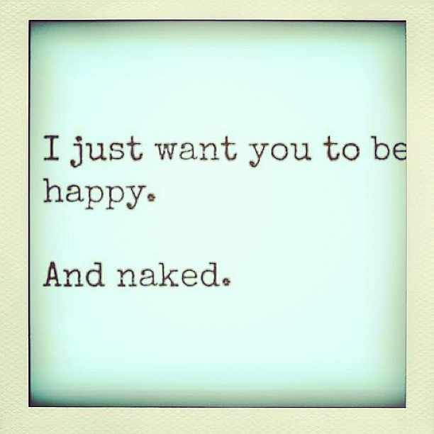 I want to be naked Nude Photos 5