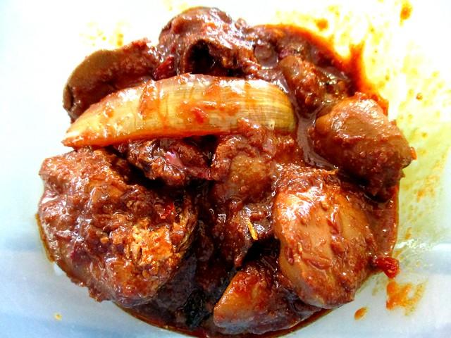 Chicken liver, RM3.00