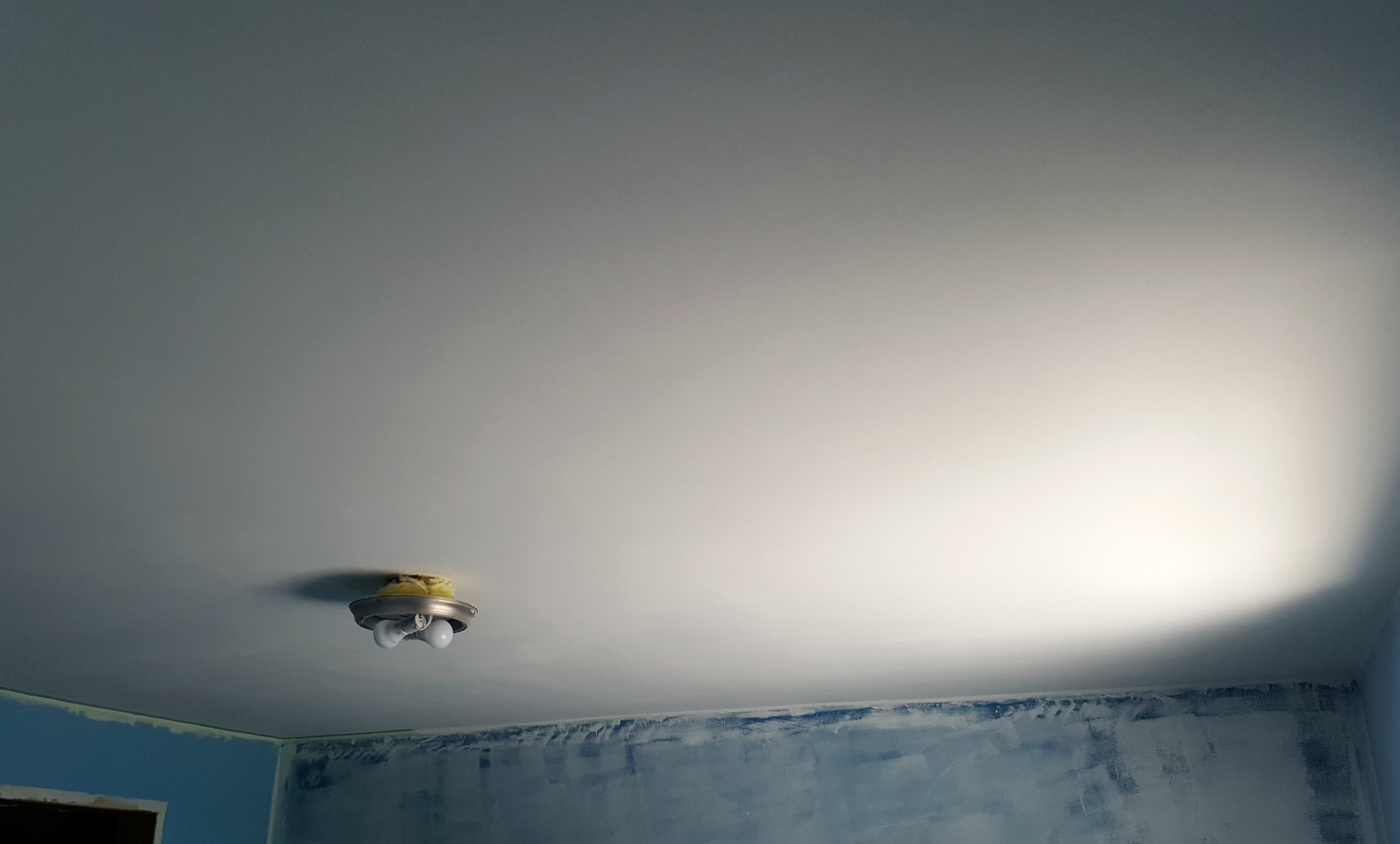 removing a popcorn ceiling