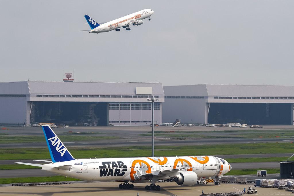 JA789A 全日空 Boeing 777-300ER