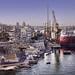 Malta: Ship docks at Senglea