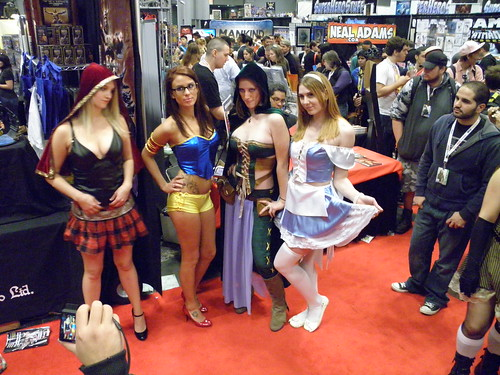 NYCC Cosplayers | by fbtb