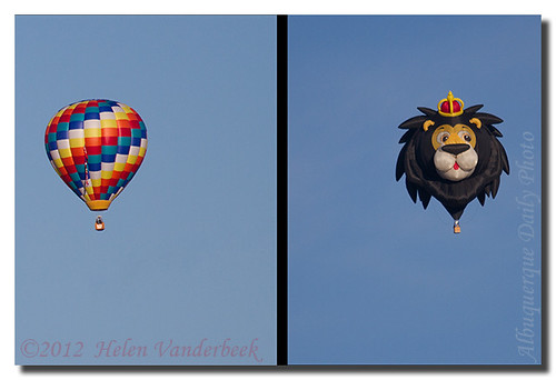 Hot Air Balloons | by HelenV18