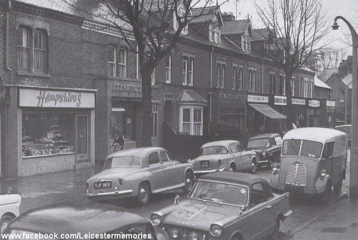 Allandale road pictured in december 1962 leicester memories by leicester memories allandale road pictured in december 1962 by leicester memories sciox Gallery