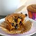 Whole Wheat Pumpkin Chocolate Chip Muffins