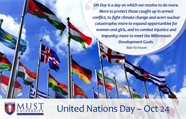 Celebrate United Nations Day! | The United Nations, an ...