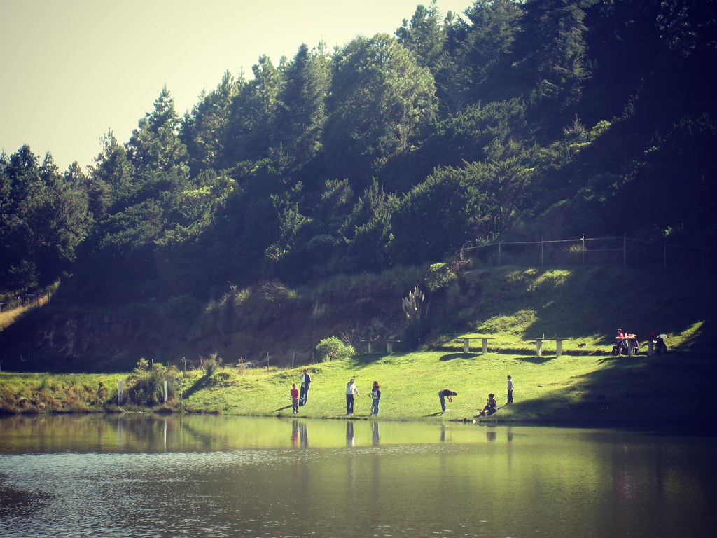 La enormidad de La Marquesa le ha brindado un sitio para realizar un sinfín de actividades.