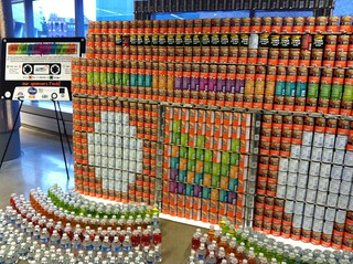 2012 Canstruction at the College of Engineering | by Wayne State University