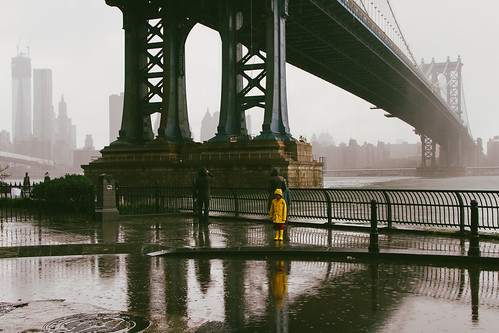 Hurricane Sandy, the next morning in DUMBO | by Barry Yanowitz