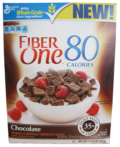 Fiber One Chocolate Peanut Butter Bar Review