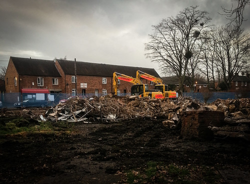 Pershore Health Centre Demolition | by 3dcandy