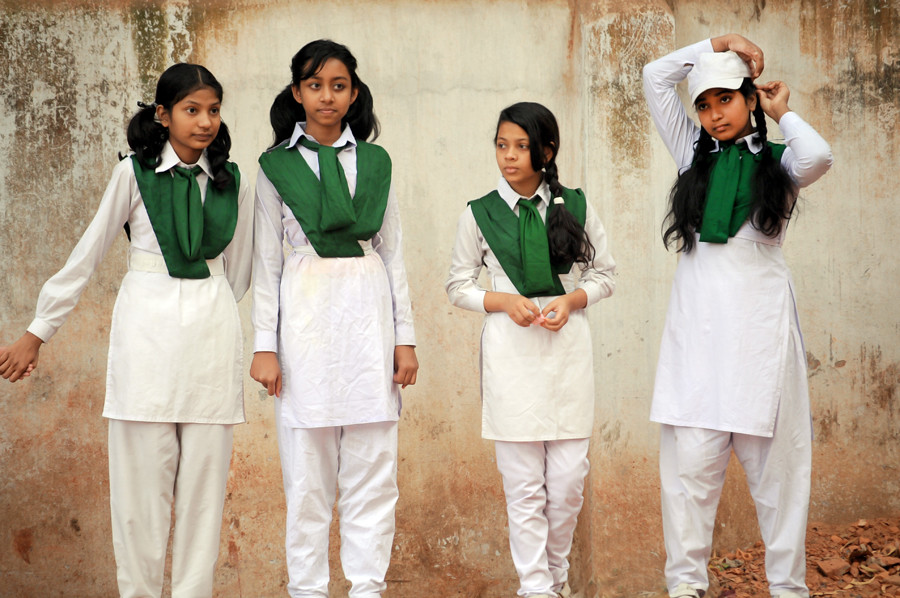 Afghan girl guides | southern migrant and refugee centre | smrc.