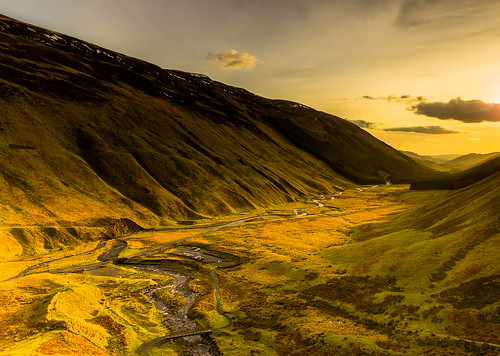 Light in the Valley. | by Jonathan Combe (Thank you for 400,000 views!)