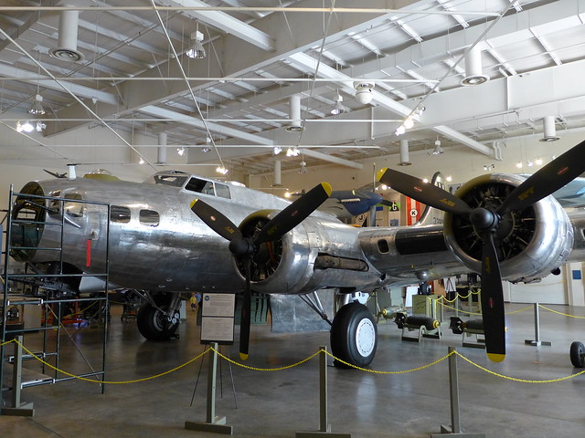 Boeing B-17G Flying Fortress 'City of Savannah'