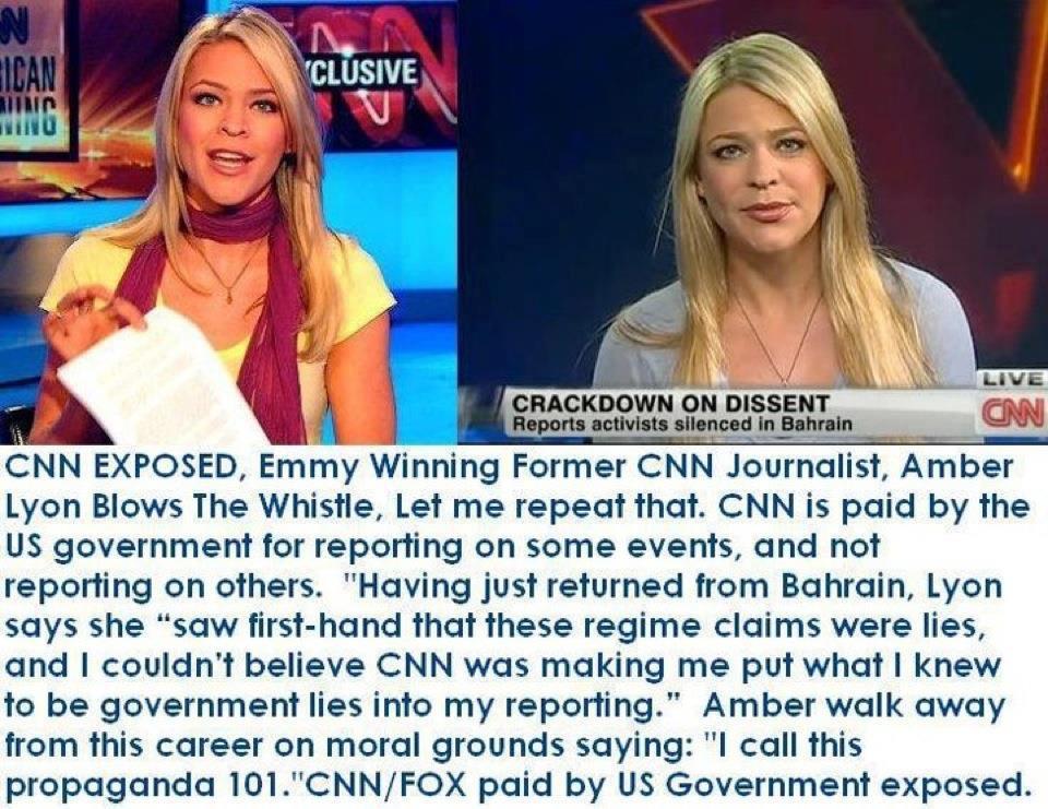 Amber Lyon CNN