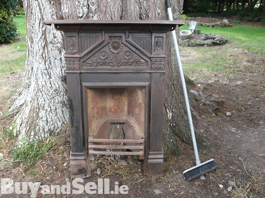 antique cast iron fireplace for sale for full ad and conta flickr rh flickr com Cast Iron Electric Fireplace Old Cast Iron Wood-Burning Stoves
