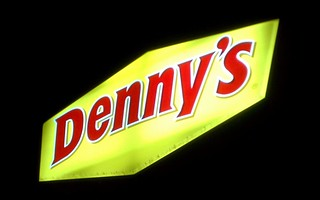 Denny's Sign at Night | by jking89