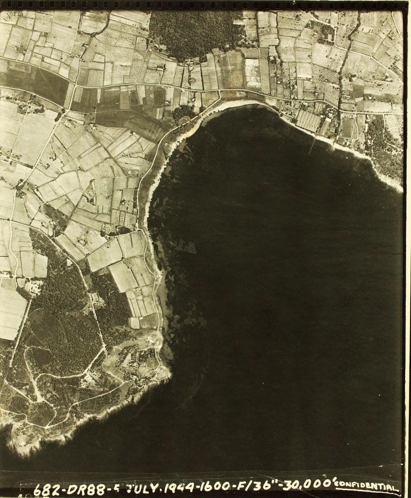 St Raphael France Map.Reconnaissance Photo Aerial View St Raphael France Flickr