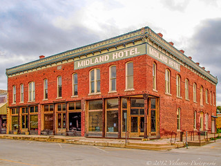 1896 Midland Hotel, Hico Texas | by Paul A Valentine