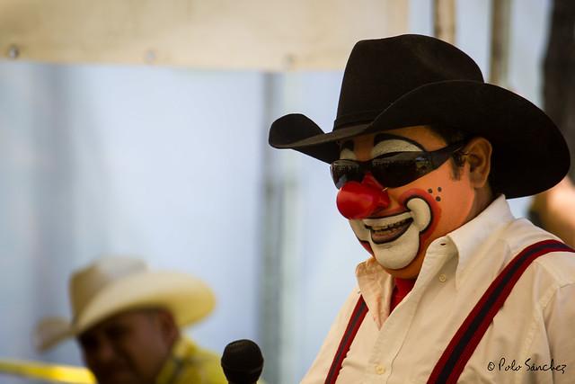 payaso de rodeo flickr photo sharing