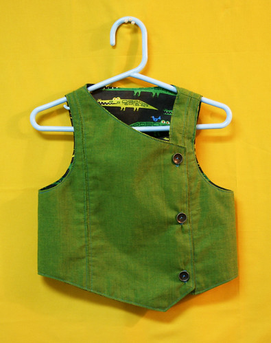 Tyler's Green ShotC Vest | by Mle BB