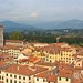 Lucca With the Amphitheatre, Tuscany Italy