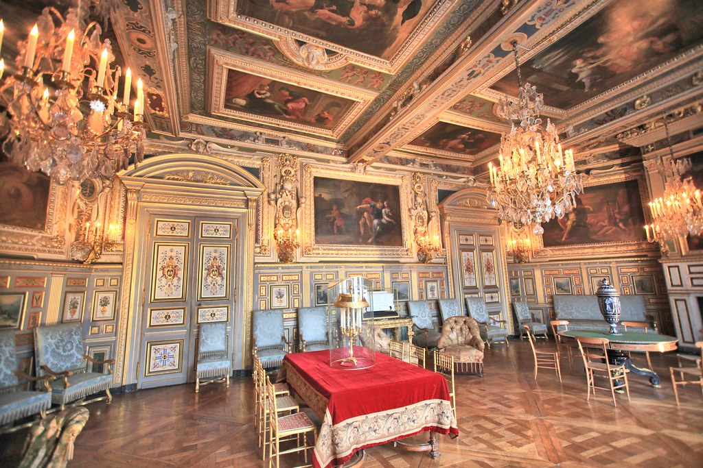 img 5253 fontainebleau appartements royaux salon louis xii flickr. Black Bedroom Furniture Sets. Home Design Ideas