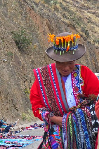 at Pisac, Peru - archealogical park | by kthypryn