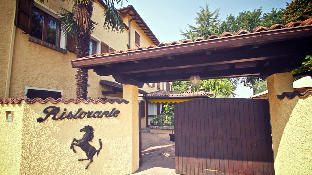 Ristorante Cavallino, Maranello 220 | Enzo Ferrari ate ...
