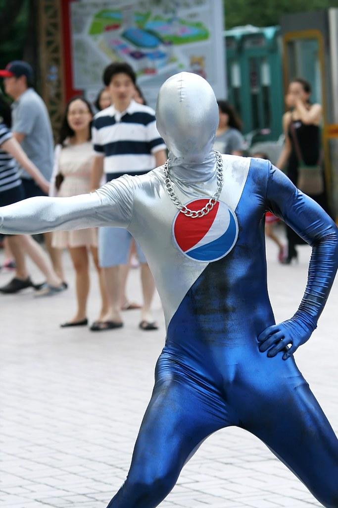 Pepsiman 134 | Pepsiman in Korea (2012 Spring-Summer ...