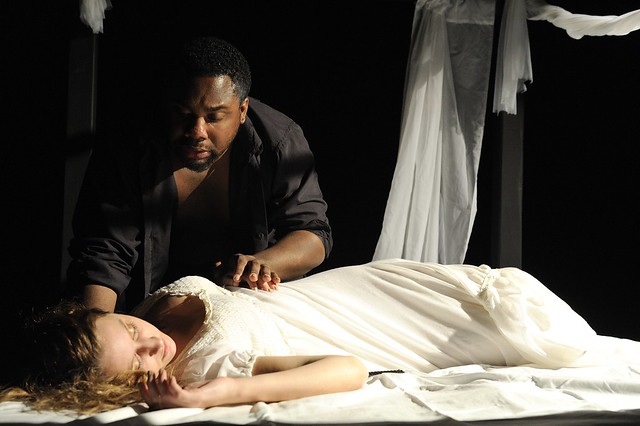 marriage and othello Name institution instructor date introduction othello is a play that revolves around four characters, othello, a general of moor origin venetian army, his wife, desdemona, his royal lieutenant, cassio and his unfaithful yet trusted ensign, lago.