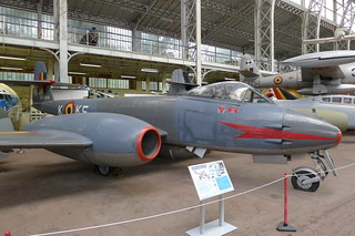 Gloster Aircraft Co. G. 41 F Mk.8 Meteor